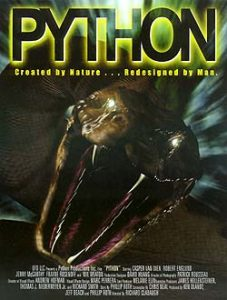 Python DVD Box Cover Image
